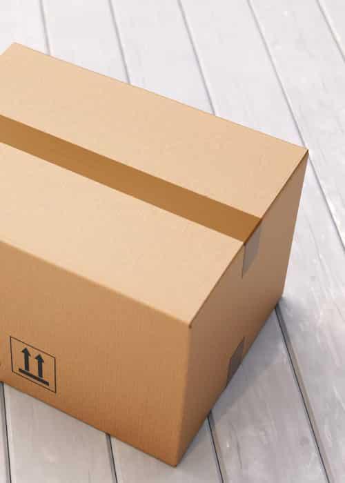 unopened package