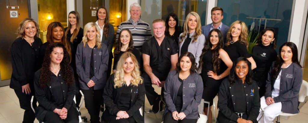Marshall Lifestyle Medicine team smiling